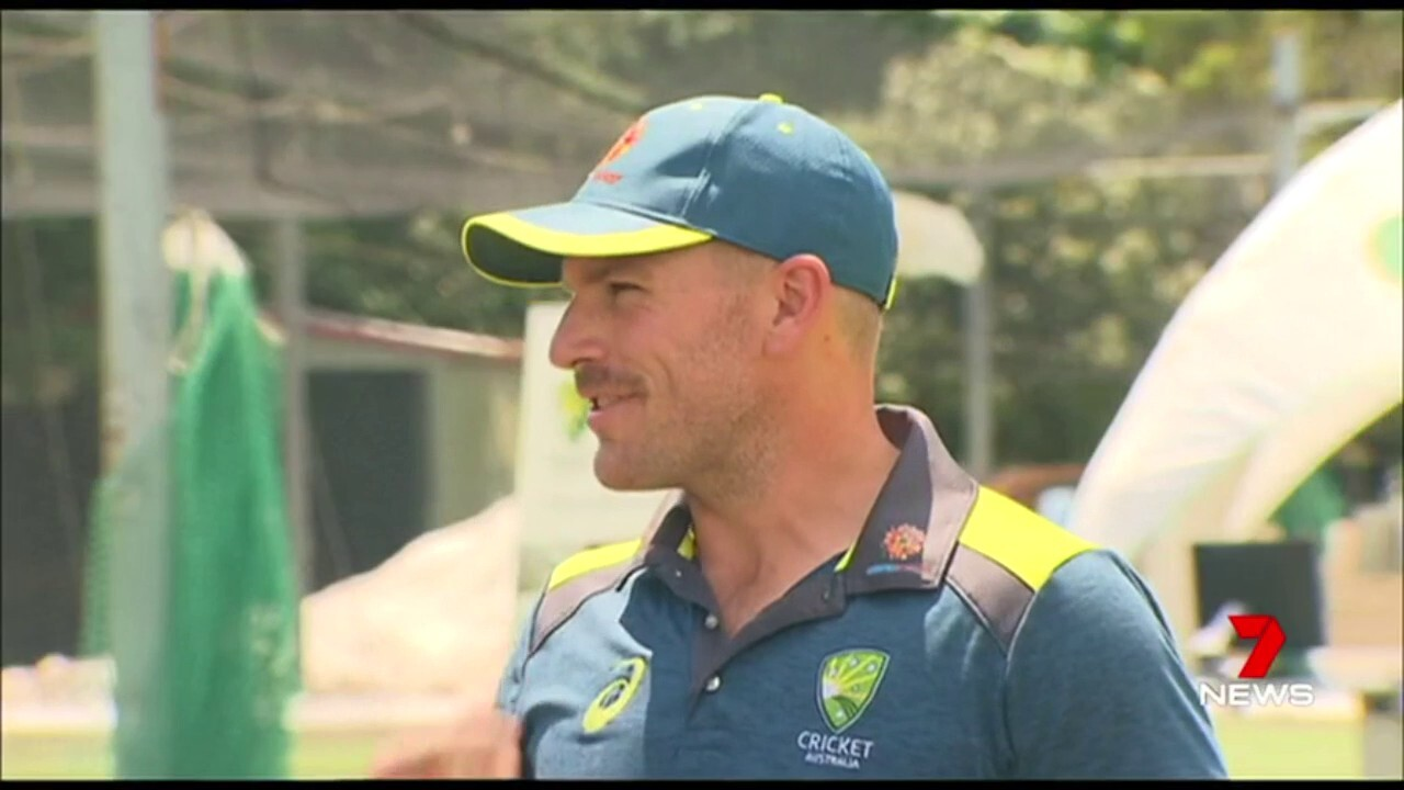 Aussie short-form captain Aaron Finch has revealed some brutally honest feedback from team-mates has forced him to rethink his leadership style.