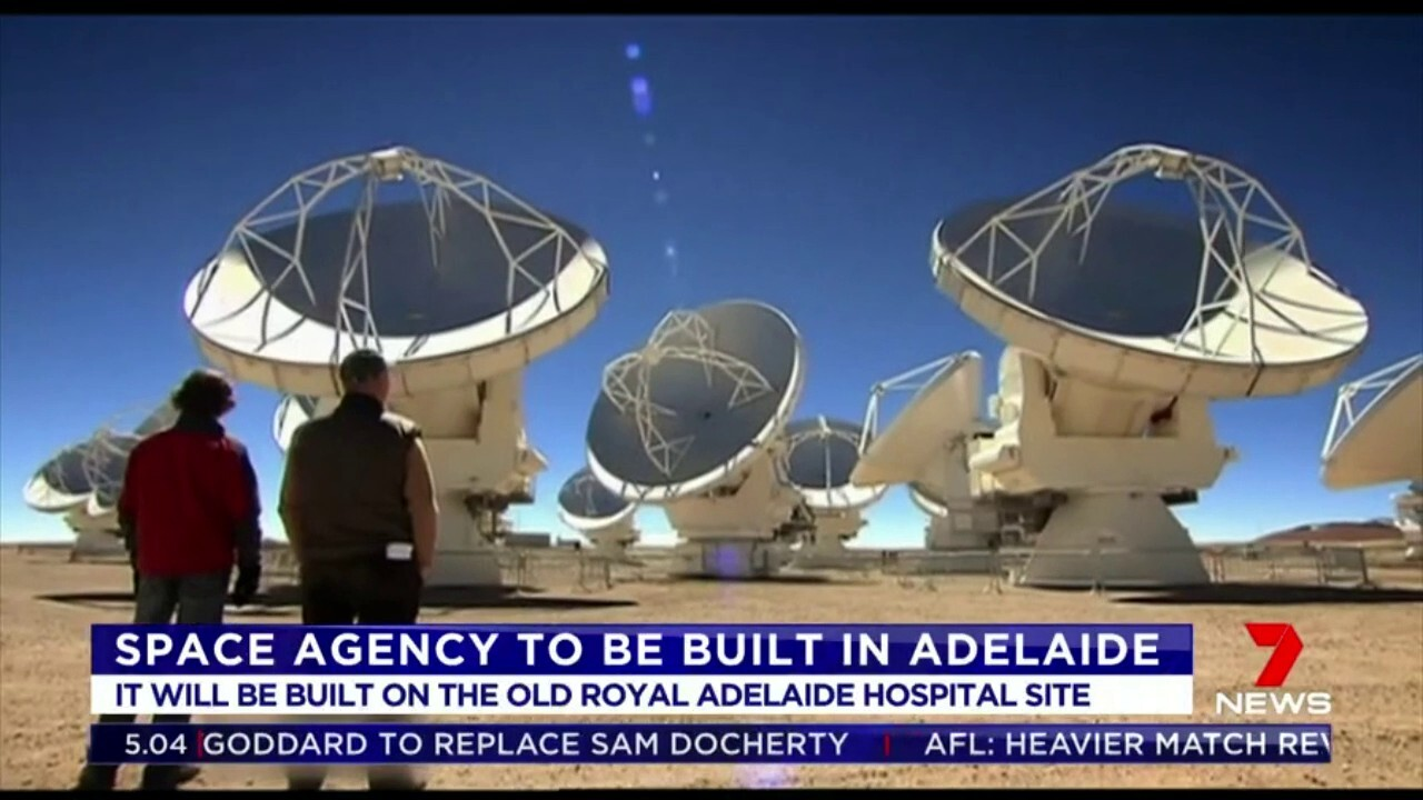 Australia's Space Agency aims to triple the nation's space industry economy to $12 billion and create 20,000 jobs