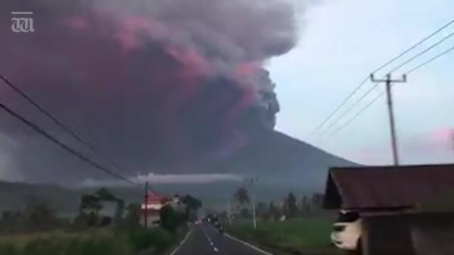 Aviation editor Geoffrey Thomas provides the latest update on the Bali volcano situation and gives some advice.