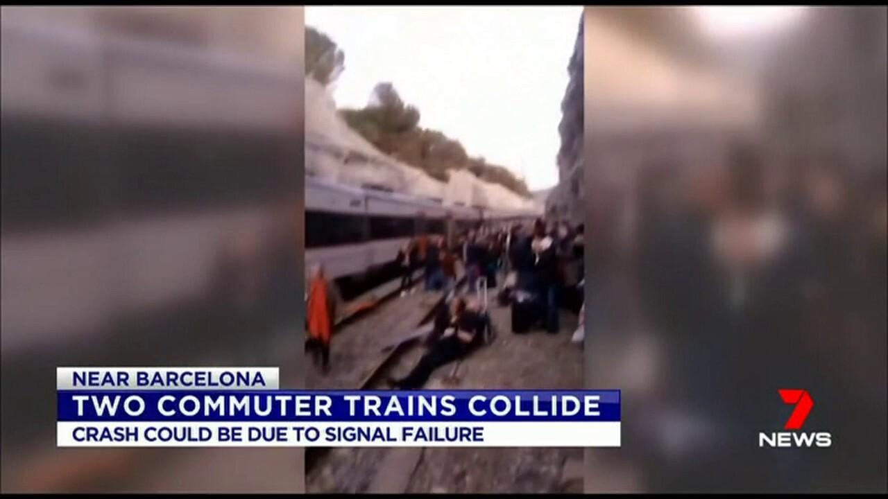 A crash that cost a man his life in Spain could be due to a signal failure.