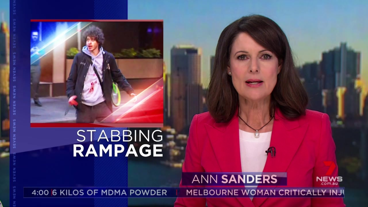 Watch: Sydney stabbing victim identified | Video | The West