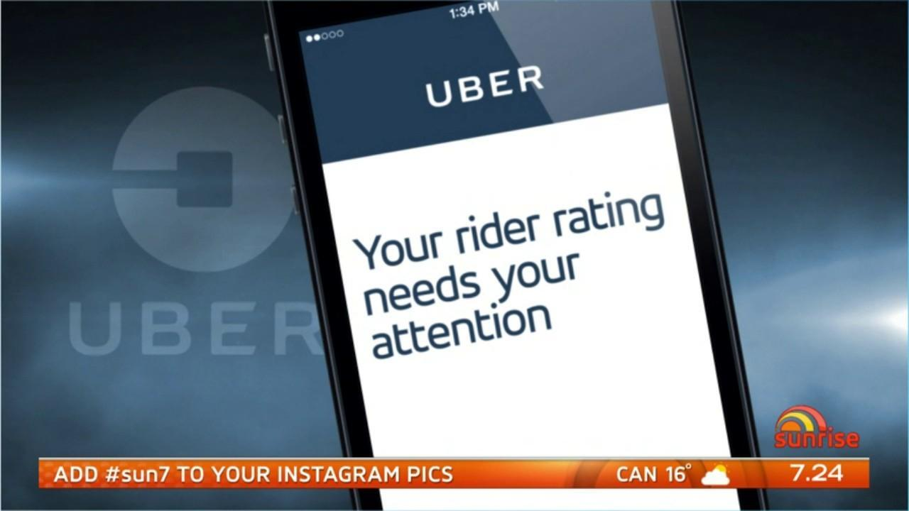 Passengers who have an Uber rating below 4.0 will lose access to the app