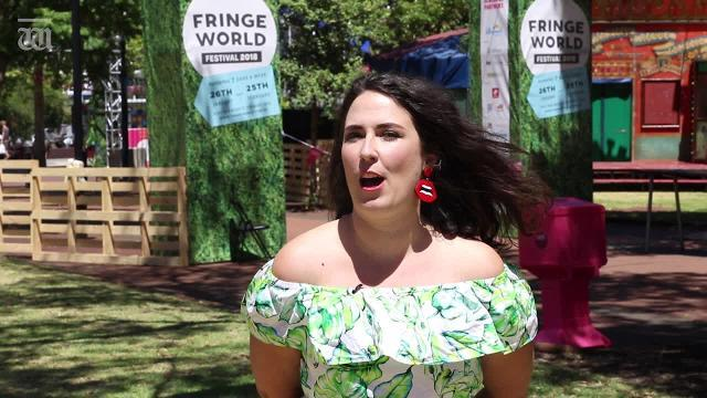 Comedians Tessa Waters and Tom Walker, who are both performing at Fringe World, answer our festival questions. Check out fringeworld.com.au for their listings.