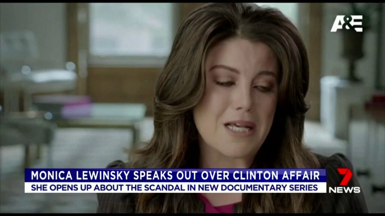 Monica Lewinsky has spoken out on her relationship with Bill Clinton that lead to his impeachment from the US Presidency.