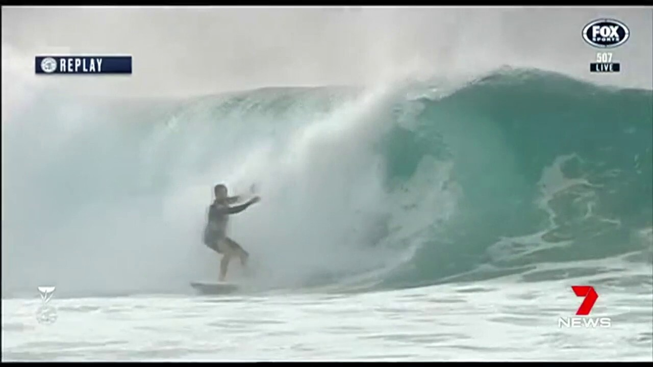 The Aussie claimed the wildcard in Hawaii.
