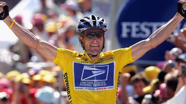 A time line of Lance Armstrong's career and downfall.