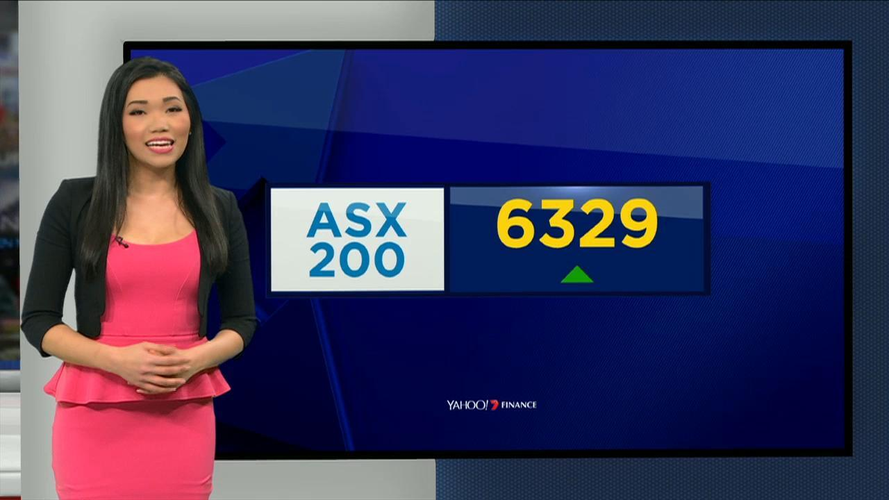 Finance Presenter Meilin Chew brings you the day in finance.