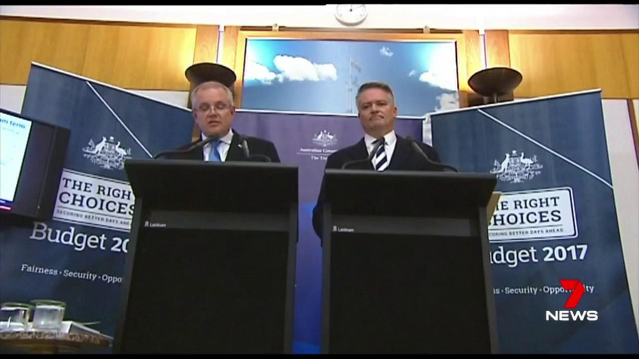 It comes after a budget update from the treasurer.