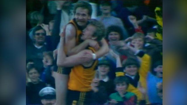 WA trailed victoria by 21 points midway through the final quarter but came home strong to claim a remarkable victory at Subiaco Oval in 1983