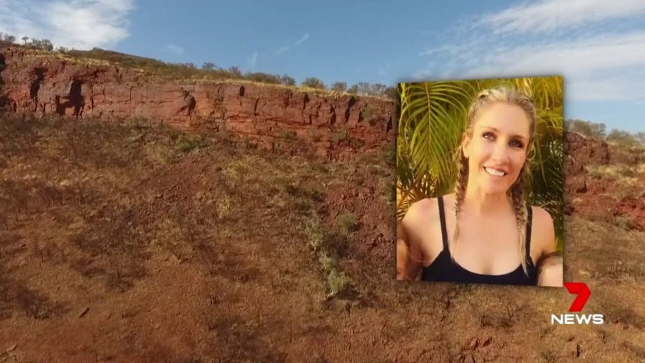 Search for WA mother continues