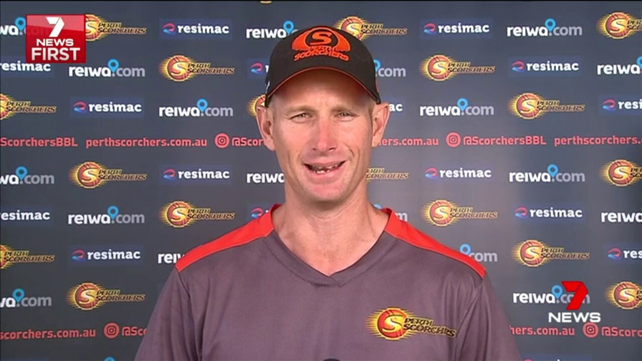 Perth Scorchers on a roll