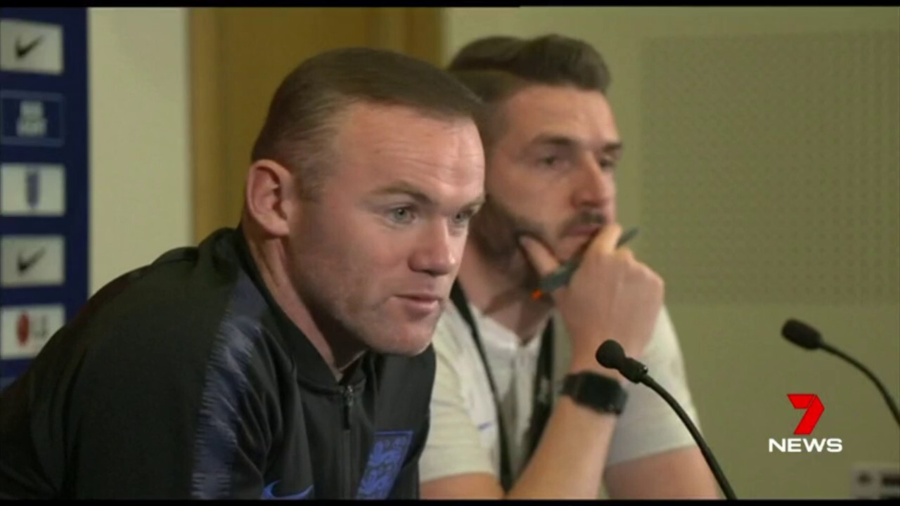One of the greats of English soccer with make one final appearance for his country. But Wayne Rooney's final appearance has its critics.
