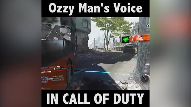 YouTube sensation Ozzy Man has lent his unique stylings to one of the biggest video games on the planet