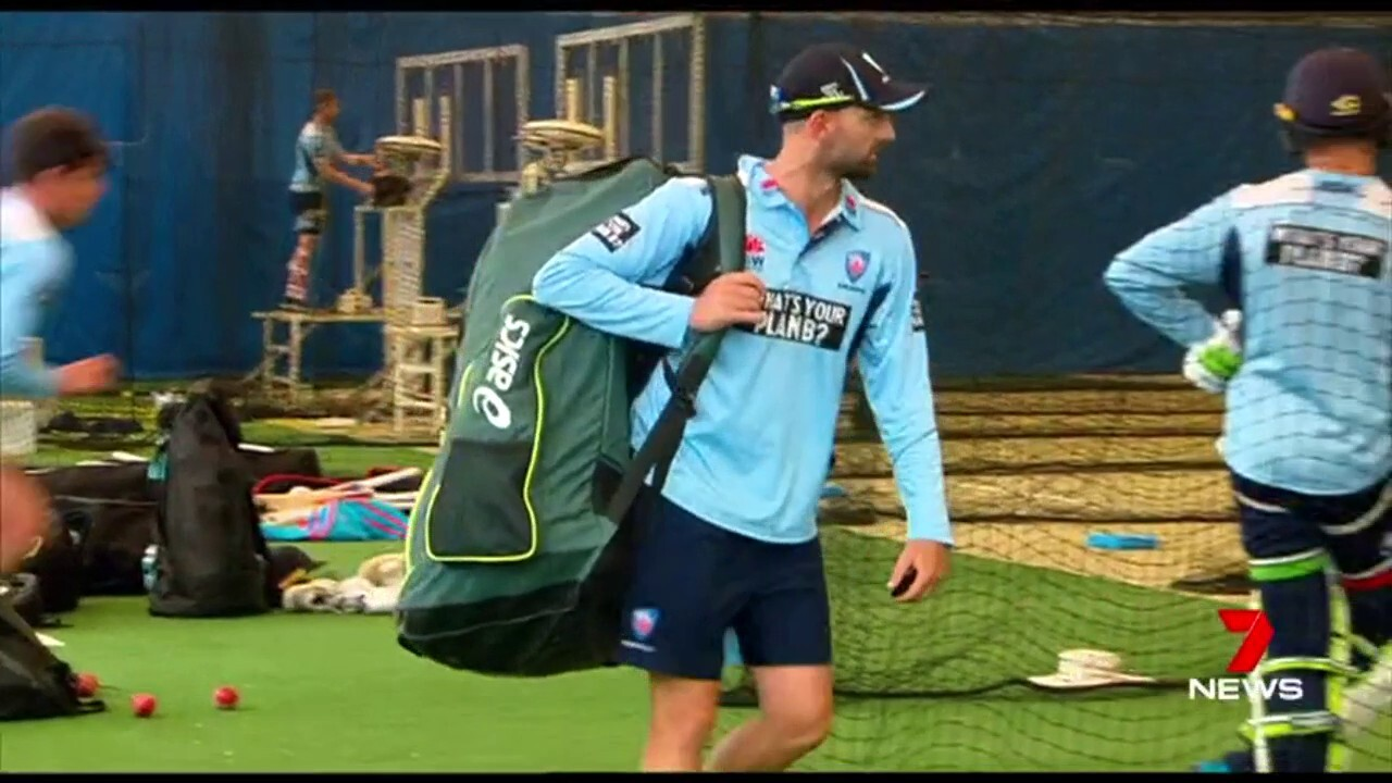 Aussie spinner Nathan Lyon has warned against throwing two of our brightest young stars into the test cauldron against India.
