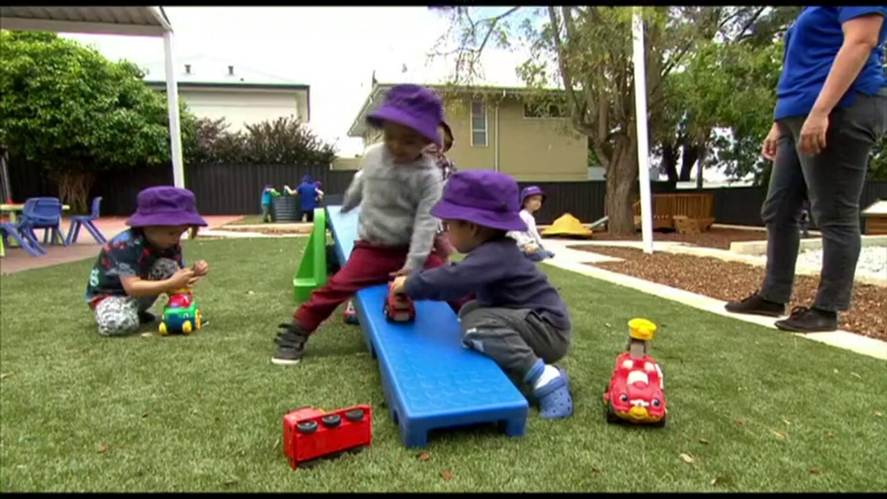 Why Perth families are turning to au pairs and saving on day-care.