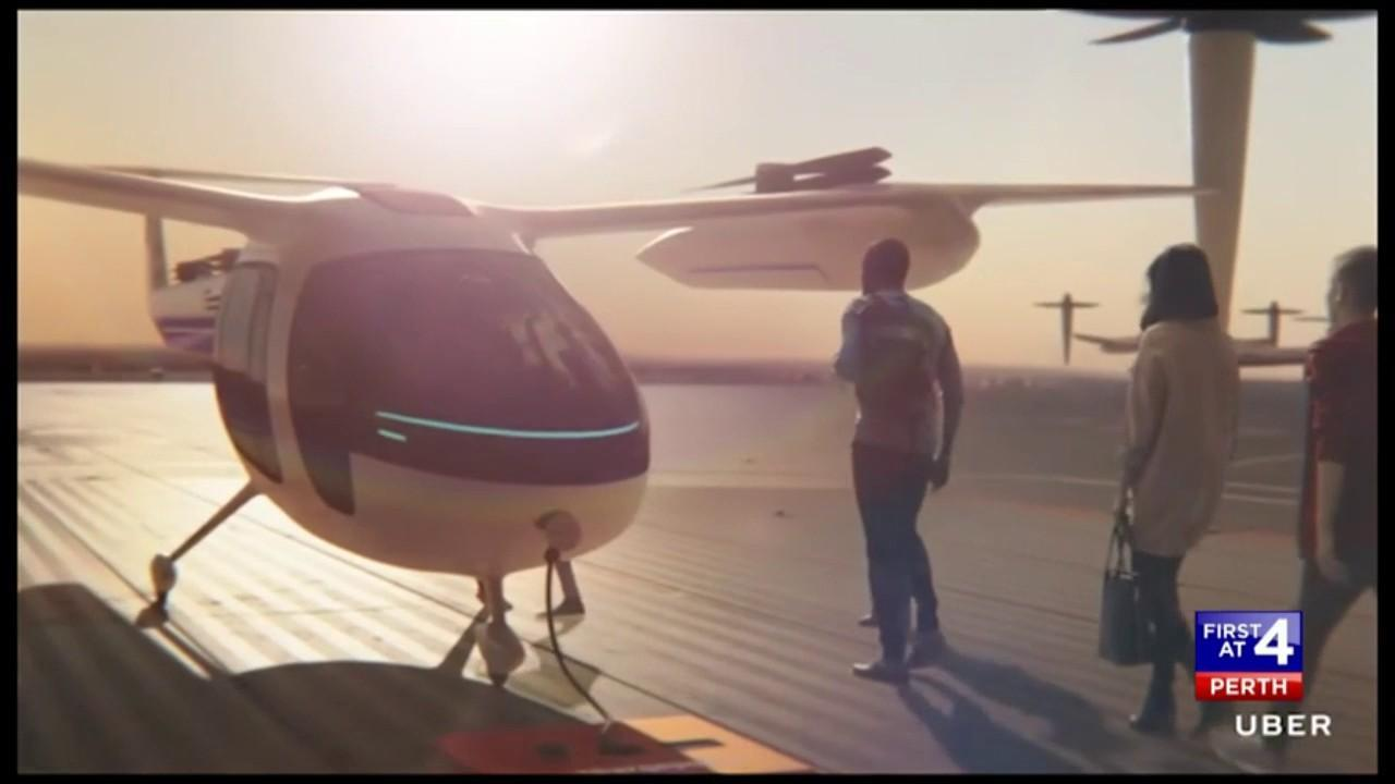 These drone-like helicopters are expected to take flight by 2020.
