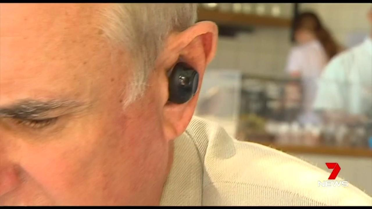 Developed in Perth, the device boosts everyday sounds at a fraction of the cost of traditional hearing aids.