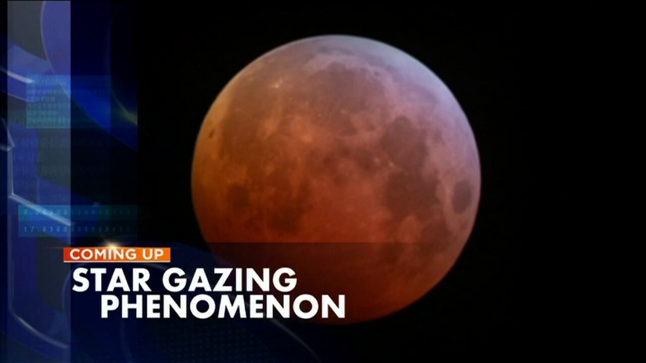 """A rare astronomical occurrence known as a """"Super blood wolf moon"""", will be seen in the northern hemisphere tonight."""
