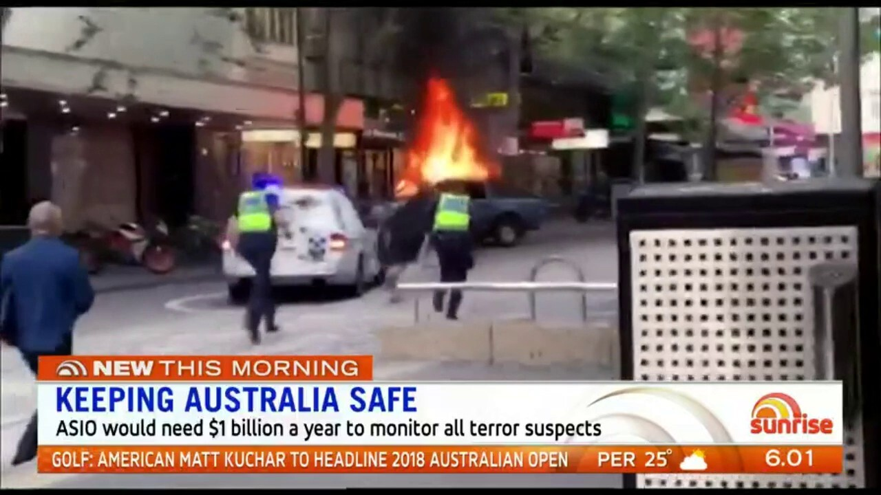 ASIO says they would have to drastically expand to keep Australia safe from terror suspects