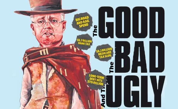 The West Australian's Group Business Editor Ben Harvey takes you through the highlights of Scott Morrison's 2017 Federal Budget