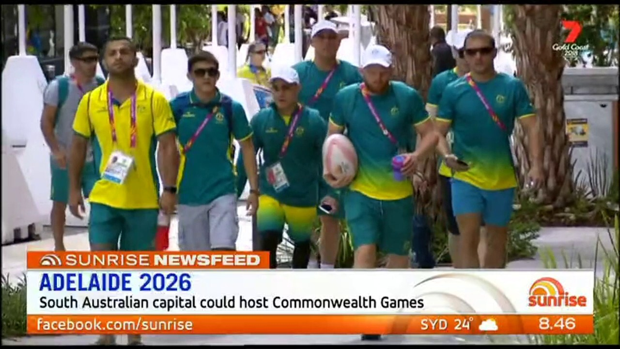 The South Australian capital could play host to the Commonwealth Games in 2026
