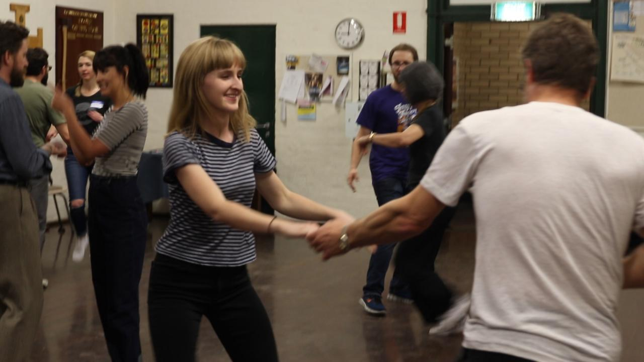 WATCH: Swing dancing was first introduced in the 1920s, but nearly a decade later, it still has people hooked more than ever before.