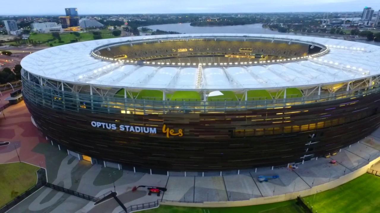 Perth could be a hot contender with new facilities like Optus Stadium.