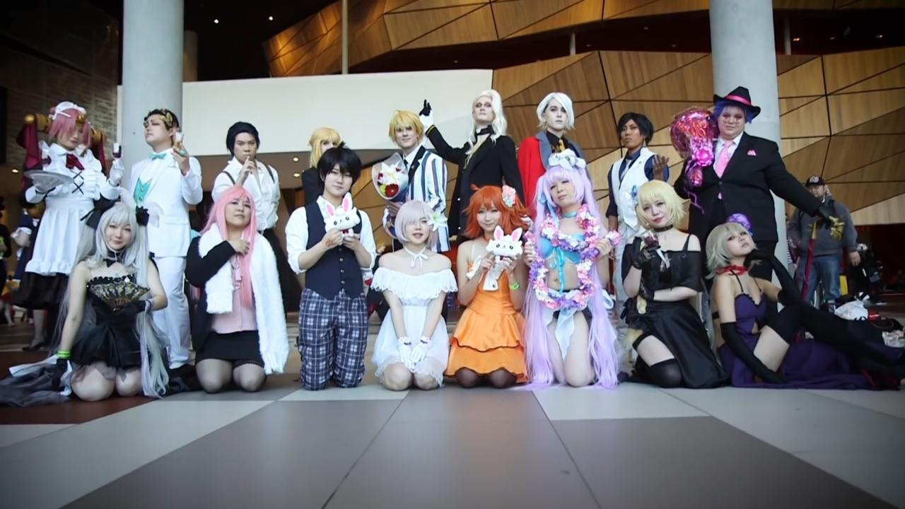 Madman Anime Festival kicks off this weekend at the Perth Convention and Exhibition Centre.
