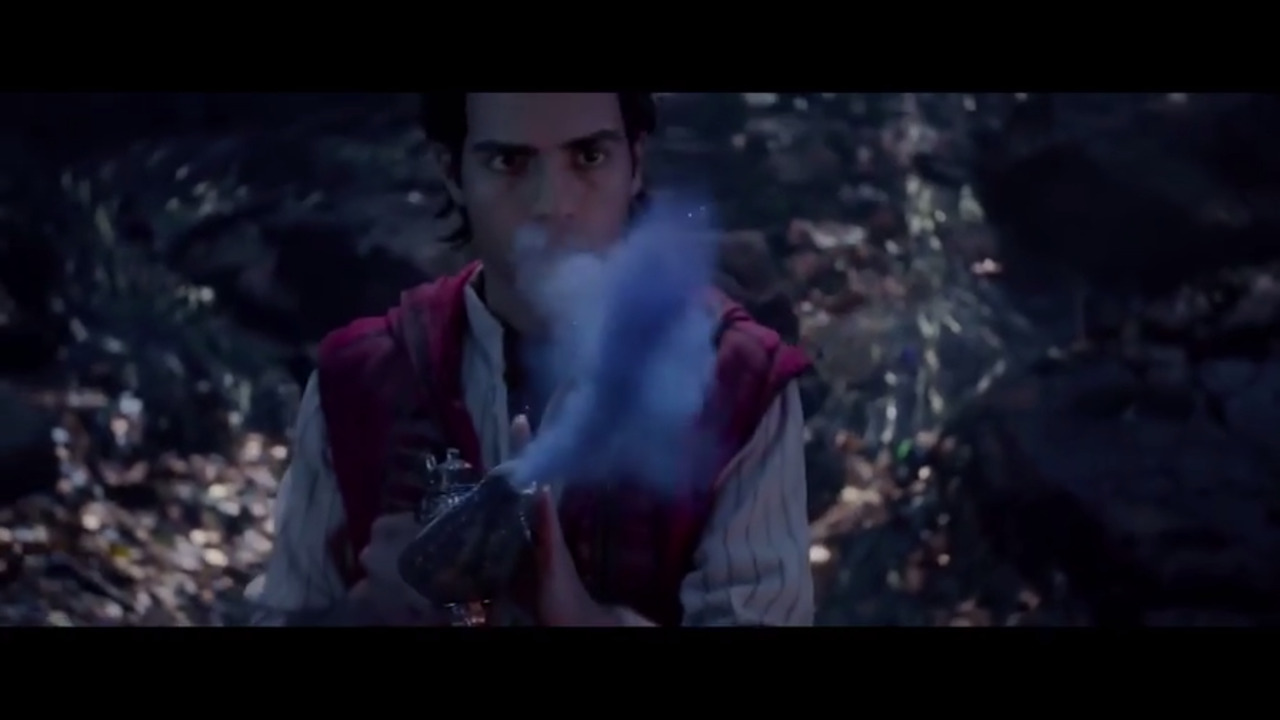 Disney has dropped the latest trailer for it's live action remake of Aladdin.