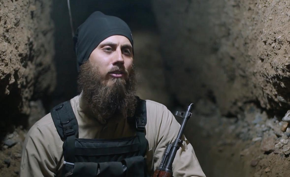 Perth-born doctor Tareq Kamleh appears in Islamic State video.