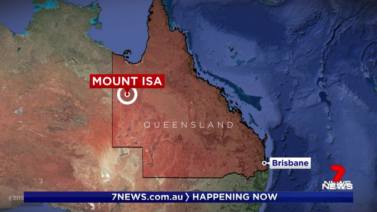 Two men have been killed in a plane crash in regional Queensland.
