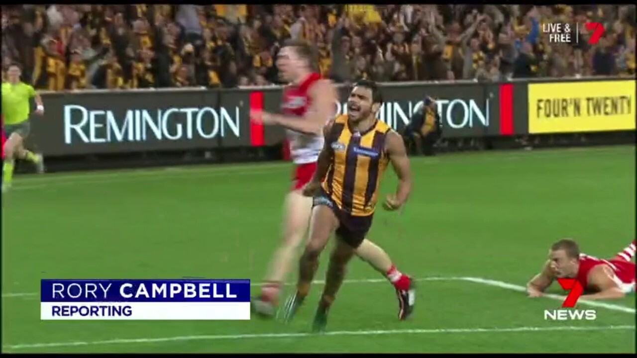 Cyril Rioli playing in the WAFL? It's a long shot, but it could happen as South Fremantle officials head to the Tiwi Islands in the hopes of meeting him.