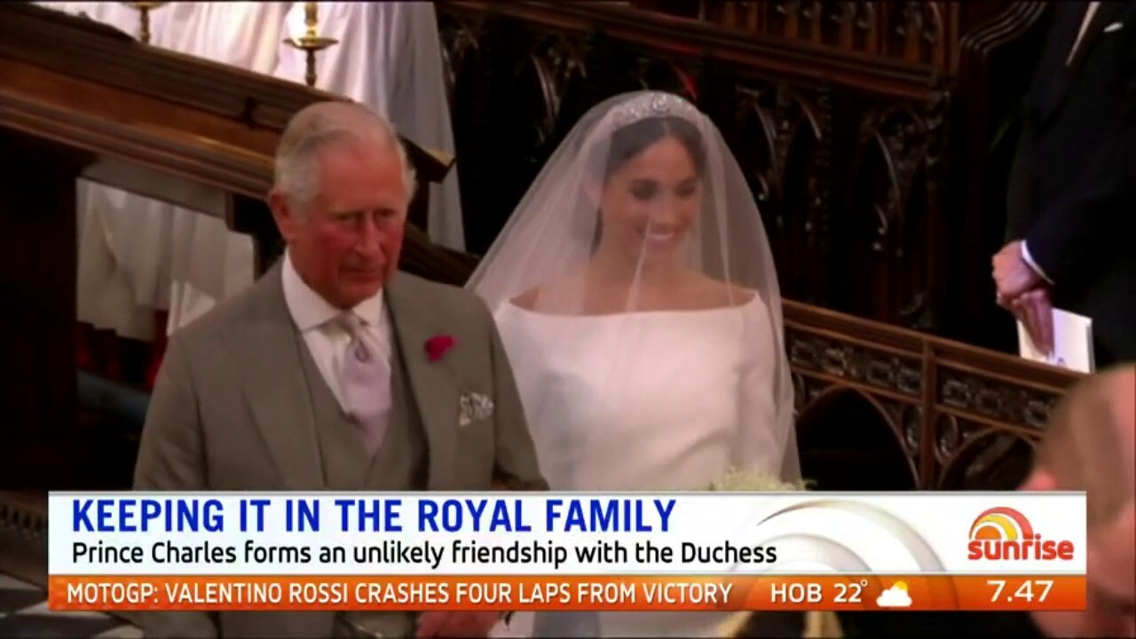 Prince Charles has formed an unlikely friendship with the Duchess of Sussex