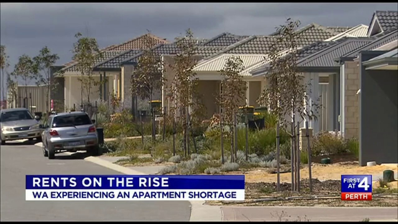 The average cost of renting has increased in Perth and while it's not good news for renters, it makes WA a more attractive place for investors.