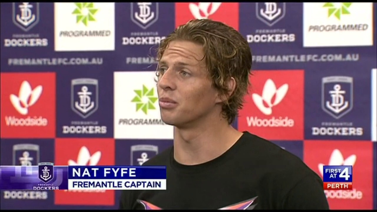 The Fremantle captain has a long wish list of players he would like for his AFLX side.