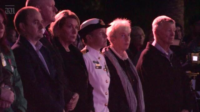 See the highlights from the moving ANZAC Day Dawn Service at Kings Park.