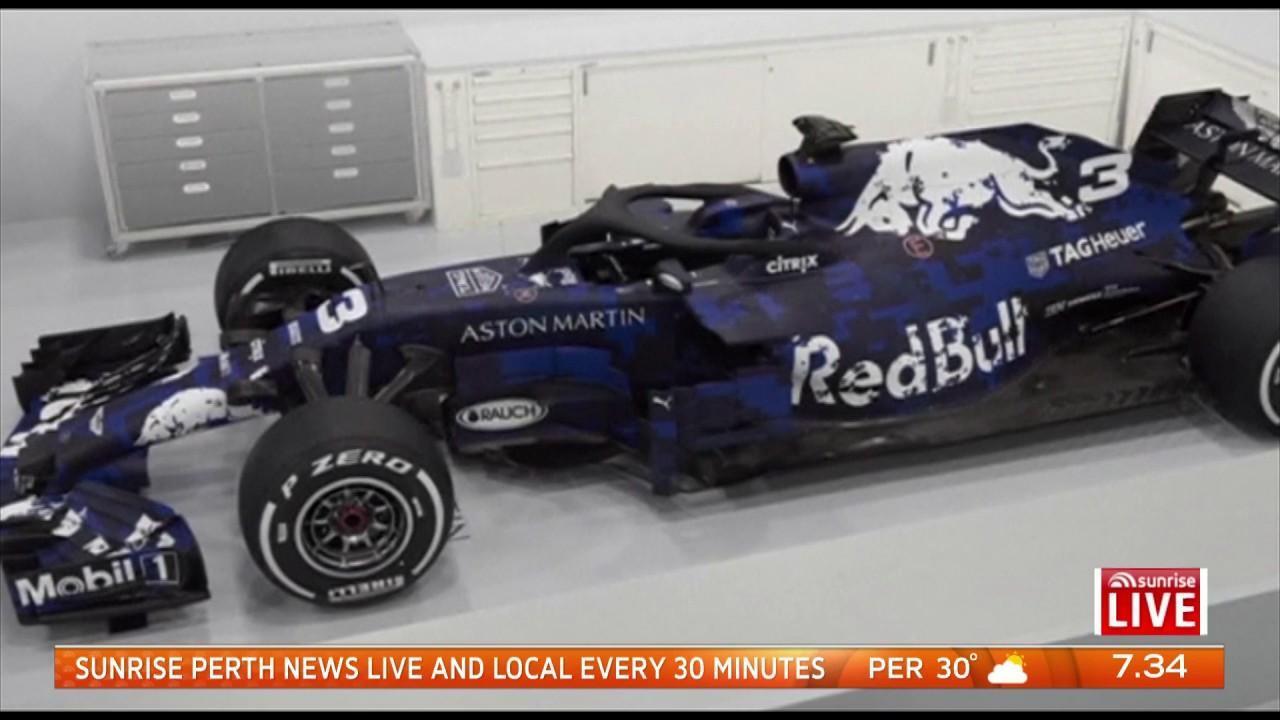 Daniel Ricciardo will race the new wheels in the upcoming Formula 1 season.