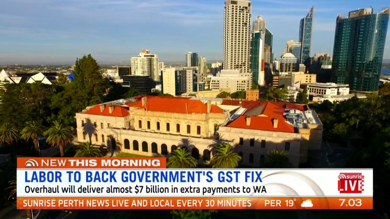 The Labor Party is set to back the Federal Government's GST fix that ensures WA will get a fair share of the tax