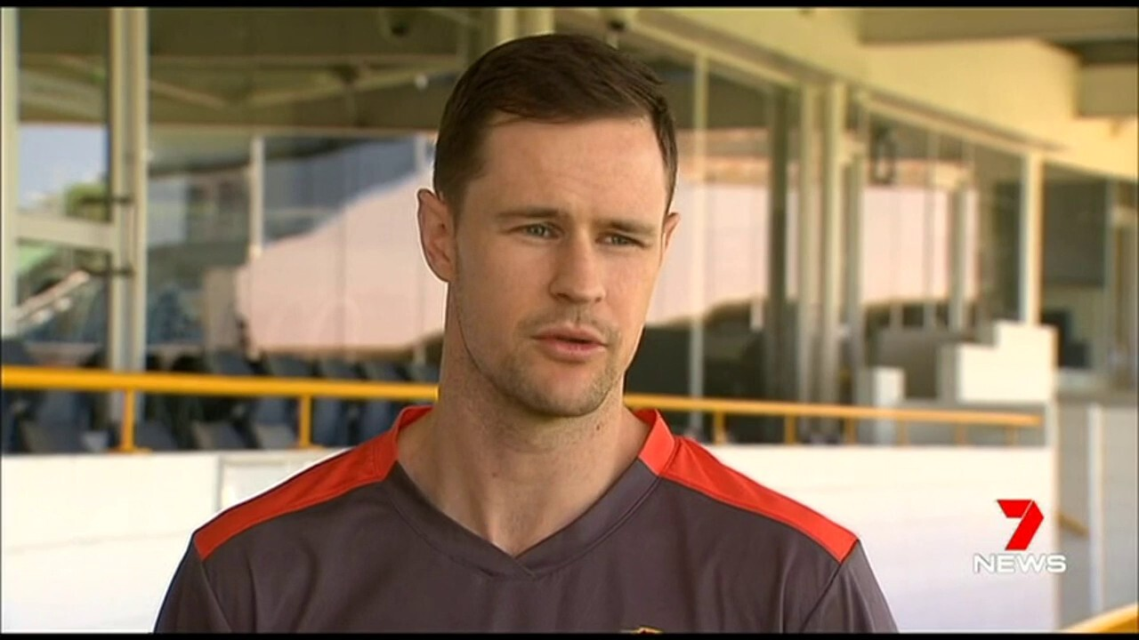 Jason says he's ready to fire for the Scorchers after missing Australia's final one day-er as a precaution.