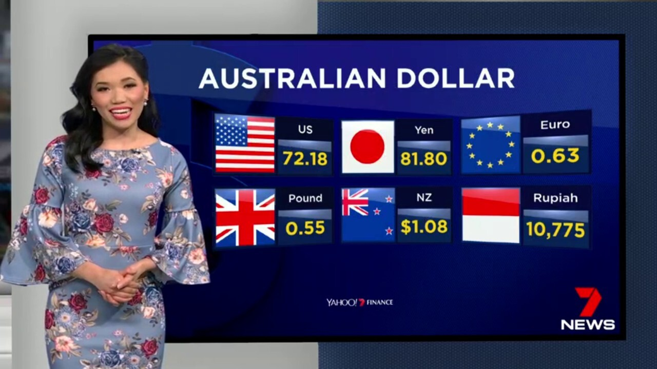 A look at the markets with The West Australian finance reporter Meilin Chew.