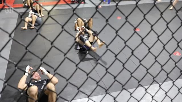 Local MMA fighters are excited about being able to fight inside a cage again