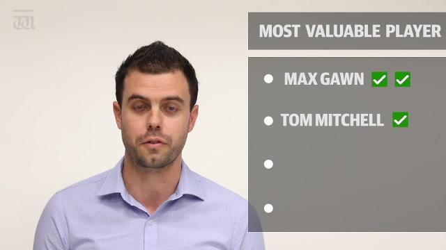 WATCH: The West Sport team has cast their votes on who they think was the most valuable player for the 2018 season.