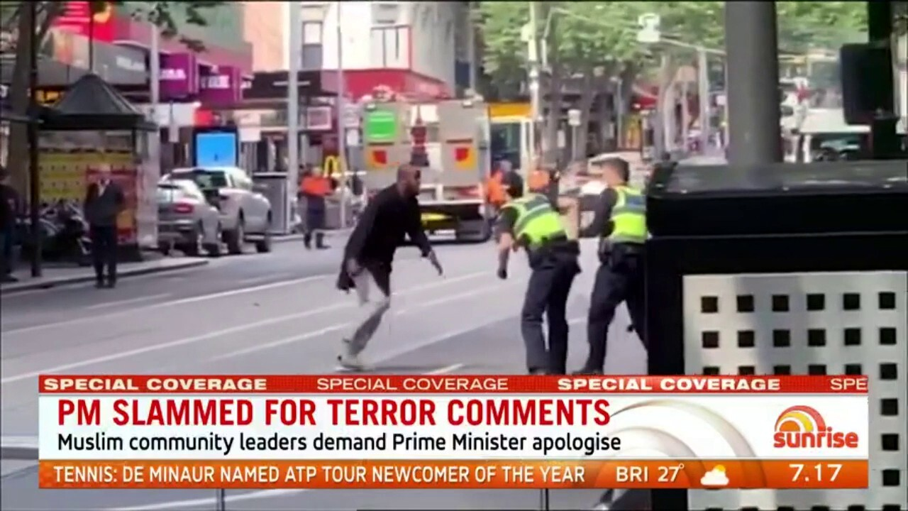 Kuranda Seyit from the Forum on Australia's Islamic Relations says the Muslim community is 'bending over backwards' to address radicalisation and Scott Morrison's comments following the Bourke St attack went too far