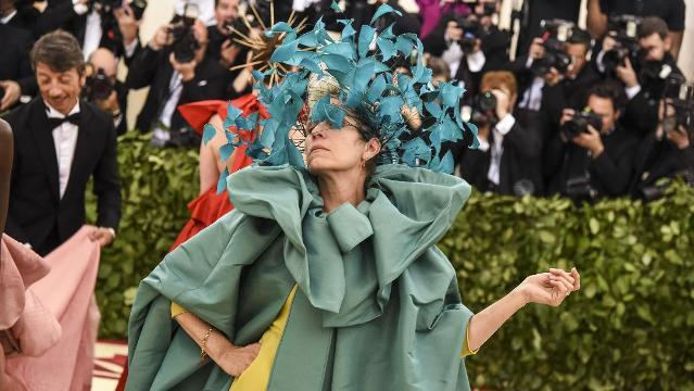 Ross and Krystal break down the best and worst dressed at the 2018 Met Gala.
