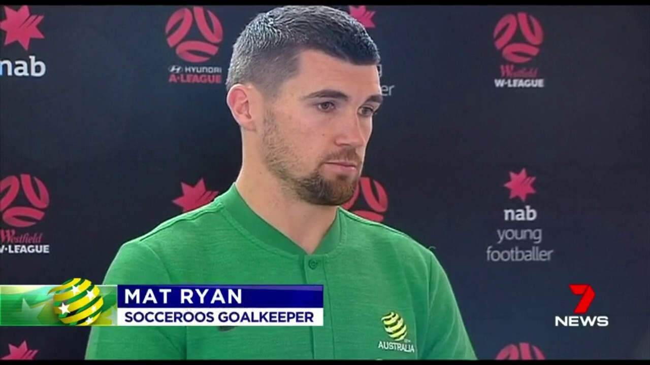 Goalkeeper Mat Ryan says the Socceroos are a better side than when they won the Asian Cup.