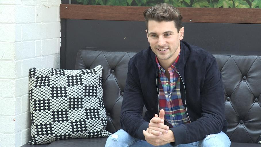 We watched Matty J have his heart broken on TV last year, but he's hoping it's second time lucky, this time as The Bachelor.