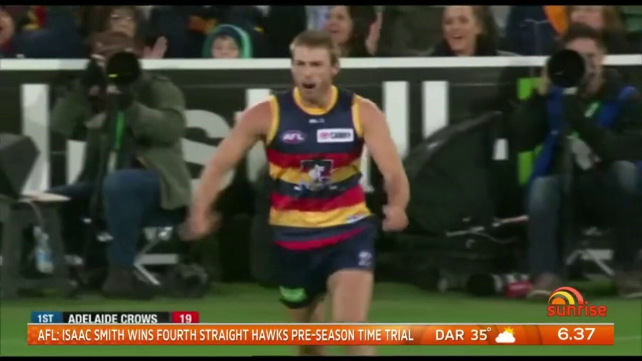 Adelaide expects he'll return in the new year