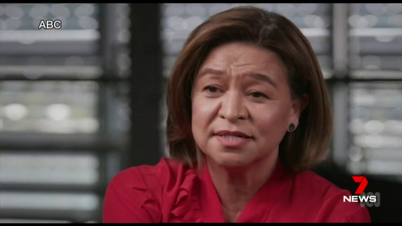 Sacked ABC boss Michelle Guthrie has made claims the former chairman of the ABC Justin Milne touched her inappropriately.