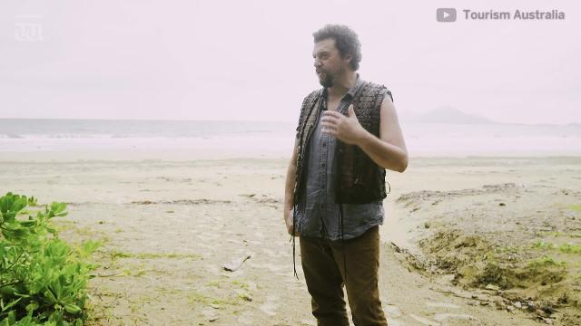 An interview with the Son of Dundee: The faux movie trailer stars US comedian Danny McBride.