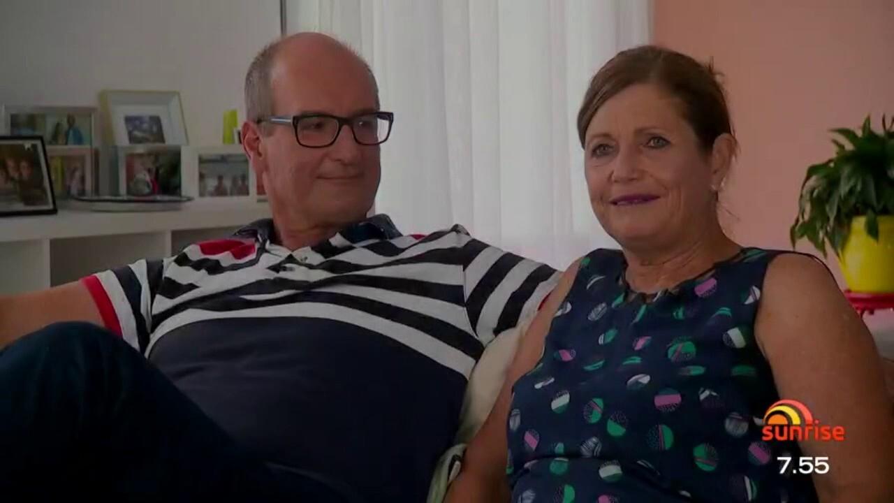 David and Libby Koch celebrate their 40th wedding anniversary